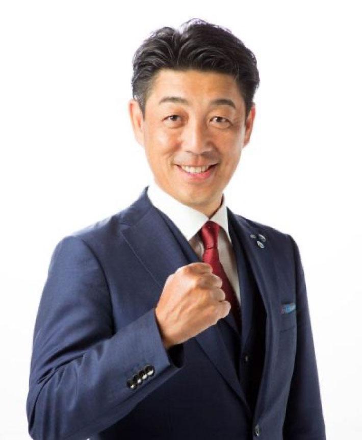 代表取締役 ⾼橋 秀⼀