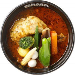 スープカレーSAMA トマトスープ